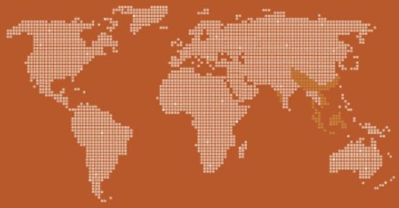 Binturong Map