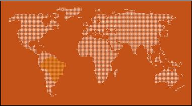 Toco Toucan Map