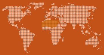 Fennec Fox Map