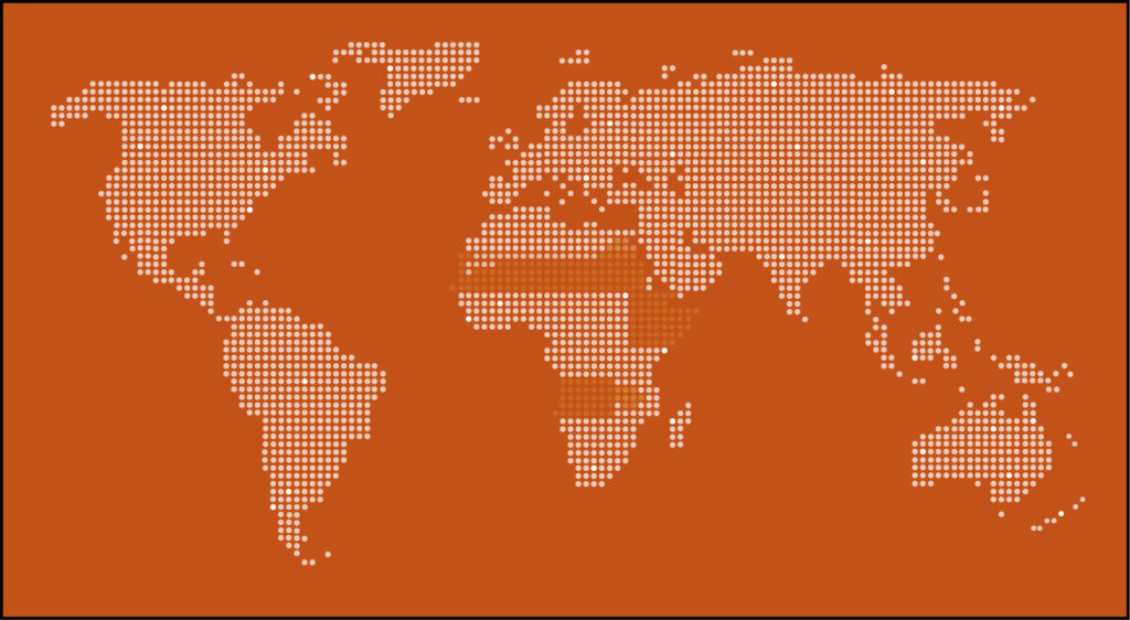Ostrich Map